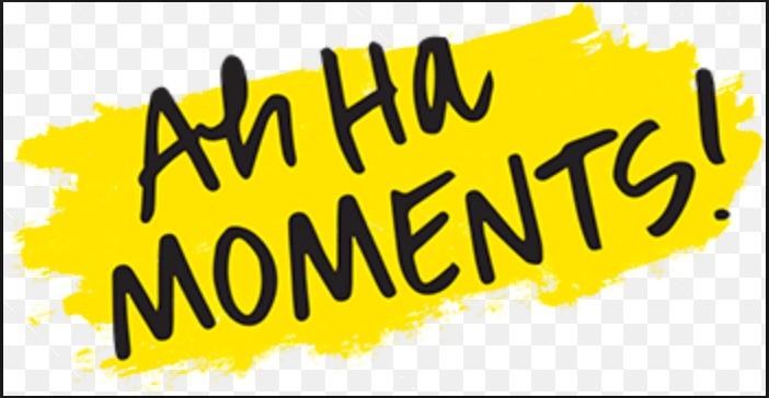 Ah ah moments